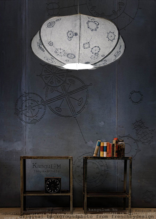 pendant lights lamp design by KanguLUM